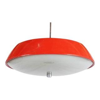 Mid-Century Hanging Lamp by Josef Hurka, 1965