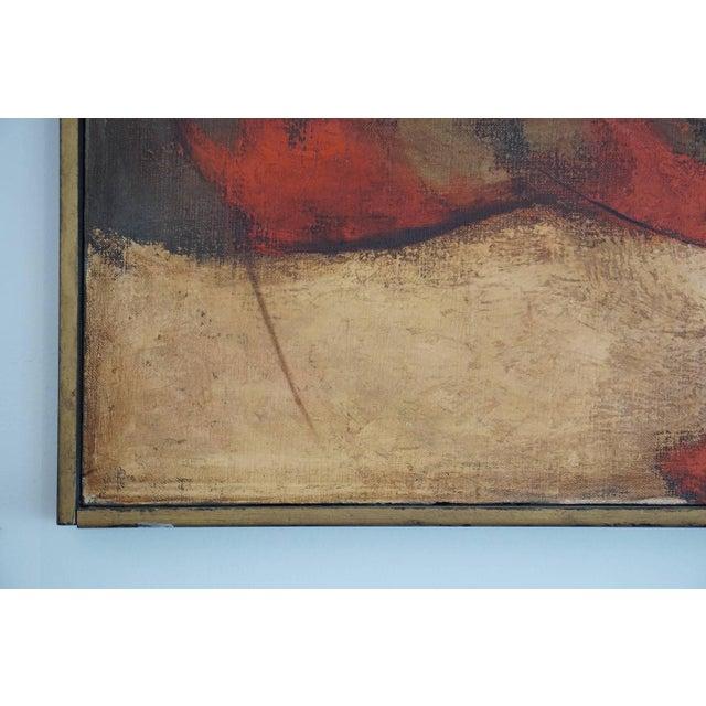 1960s Oil Painting by Darwin Musselman - Image 5 of 6
