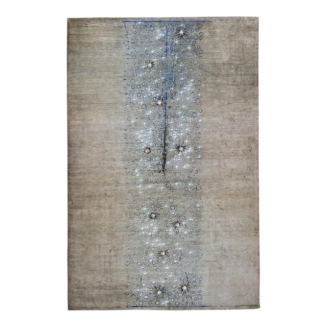 "Customizable ""Celestial"" Series Carpet #1 - Image 1 of 3"