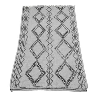 Vintage Moroccan Berber - 6' X 9'