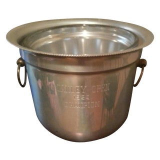 1950s Champagne Bucket/Loving Cup Trophy