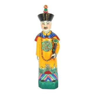 Chinese Wise Man Figurine