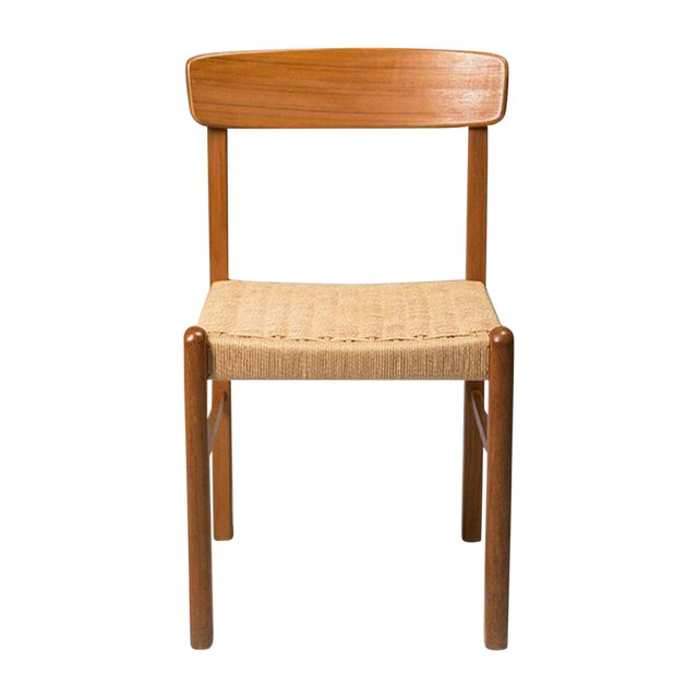 Image of Benny A. Linden Style Dining Chair
