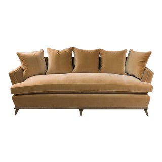 Sarreid Ltd Yellow Vincent Sofa