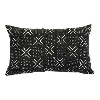 "Mudcloth Pillow Cover - 16"" x 26"""