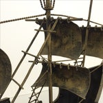 Image of Mid-Century Brutalist Pirate Ship