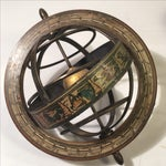 Image of Vintage Armillary Globes - a Pair