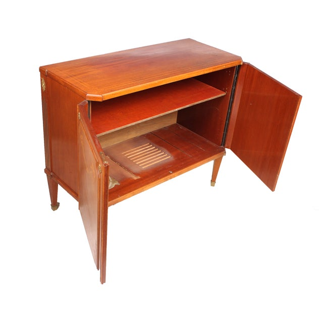 1940s Directoire Style Radio Console - Image 2 of 5