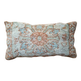 Turkish Oushak Throw Pillow