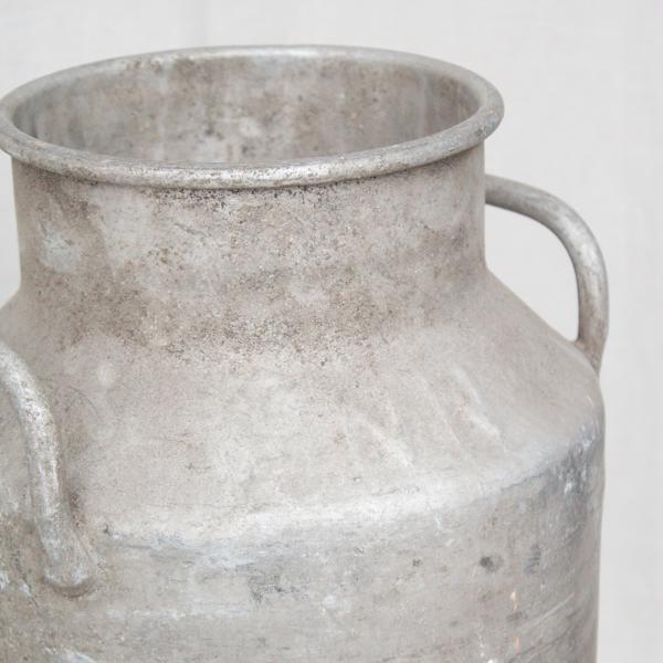 Vintage French Metal Milk Jug - Image 4 of 6