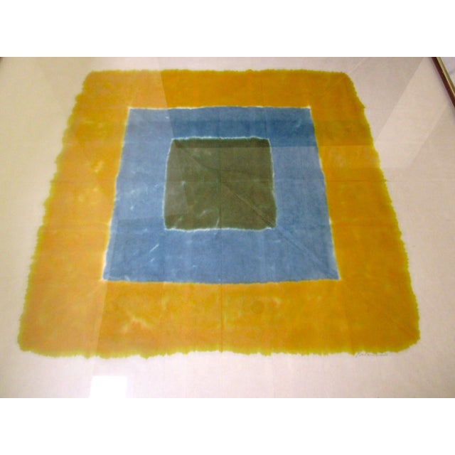 Josef Albers att Modern Abstract Square Artwork - Image 5 of 8