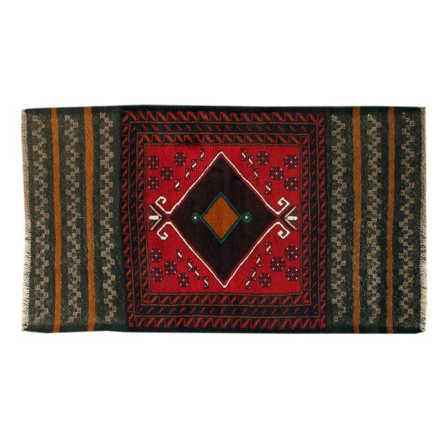Image of Apadana - Vintage Baluch Rug - 3' X 5'