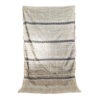 Moroccan Handira Wedding Blanket