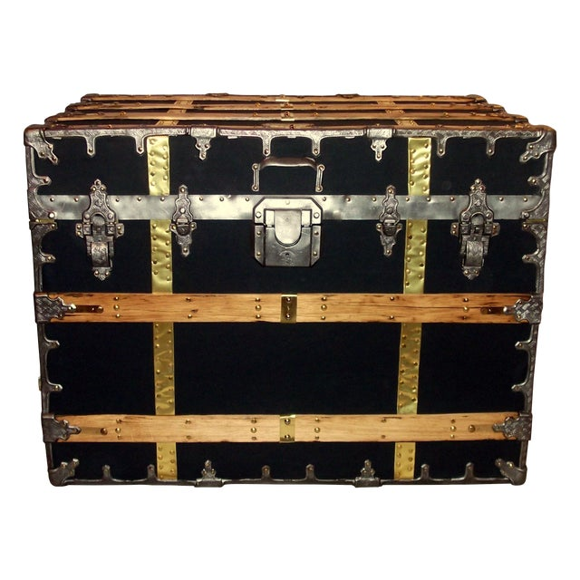 Image of Antique XX Professional Model Trunk