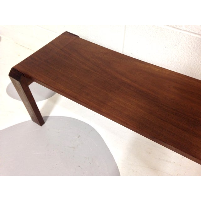 Mid-Century Coffee Table in Teak - Image 7 of 7