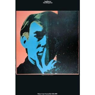 Andy Warhol-Self-Portrait-1990 Poster