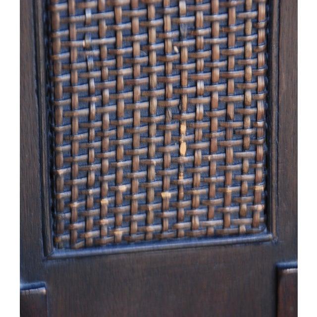 John Widdicomb Burl Walnut Dining Chairs - S/6 - Image 8 of 10