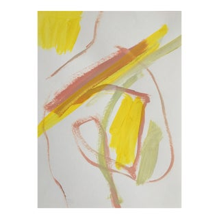 Jessalin Beutler No. 215 Original Painting on Paper