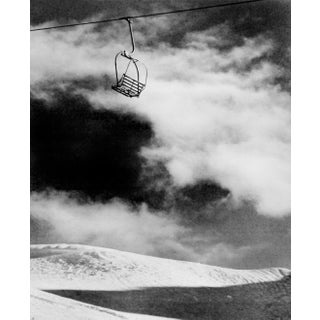 """Ski Lift In The Desert"" Fine Art Photograph"