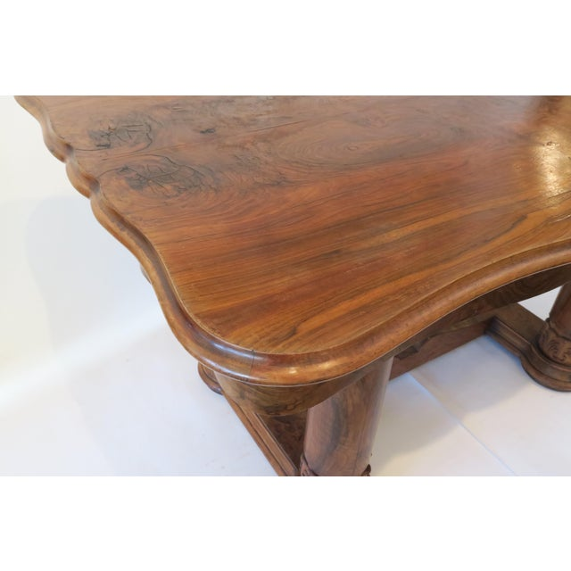 Image of Beidermeier Style Dining Table