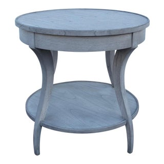 Vanguard Round Ella Lamp End Table