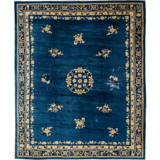 Apadana - Chinese Peking Wool Rug - 8' X 9'9""