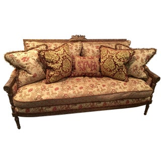 ABC Carpet & Home French-Style Sofa