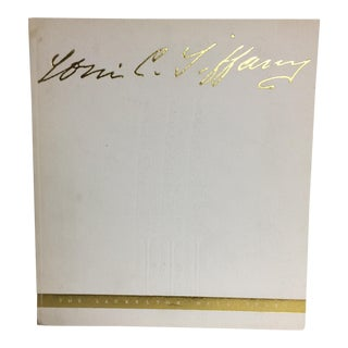Louis Comfort Tiffany, Softcover Essay