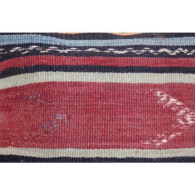 Turkish Kilim Pillow - Image 3 of 6