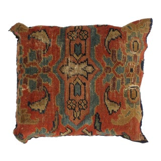 Leon Banilivi Persian Rug Fragment Pillow