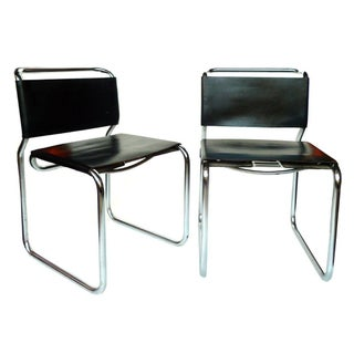 Nicos Zographos Chairs - a Pair