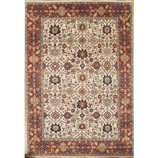 """Pasargad Hand-Knotted Mahal Rug - 8'5"""" X 12'2"""""""