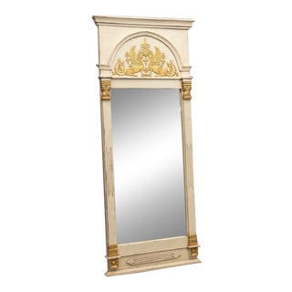 Egyptian Revival Pier Mirror