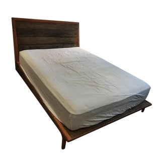 Environment Furniture Wooden Bedframe
