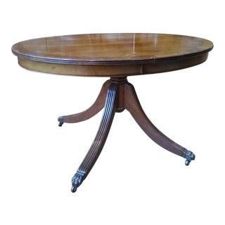 1820 English Walnut Table