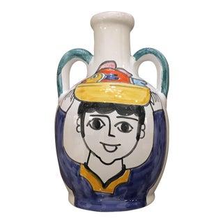 Vintage Nino Parrucca Vase