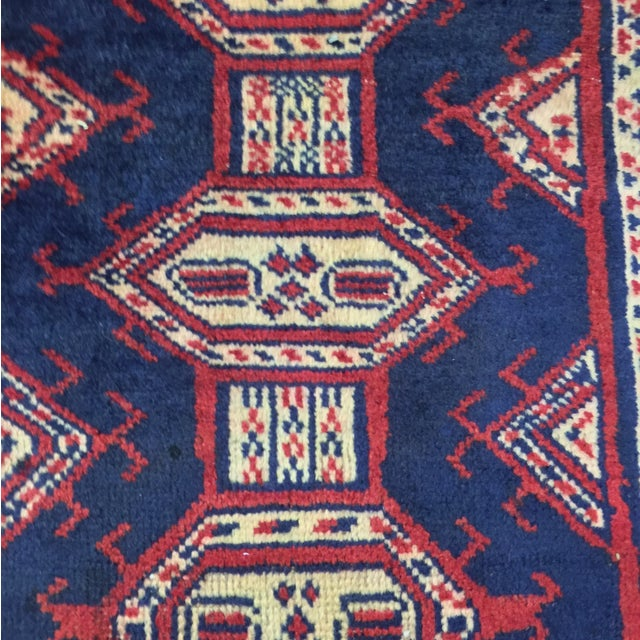 Image of Turkaman Persian Rug - 2′ × 2′9″