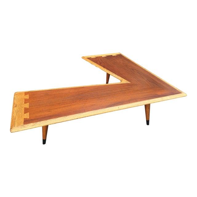 Lane Acclaim Boomerang Coffee Table Chairish