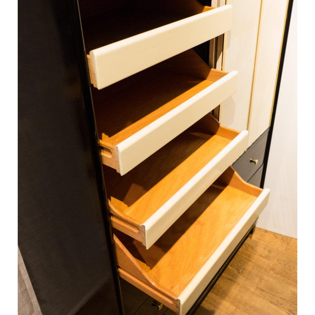 Harvey Probber Cabinet with Sliding Doors - Image 7 of 11