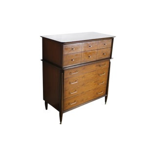 Huntley Architectural Highboy Dresser