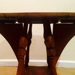 Image of Antique Gate Leg Side Table