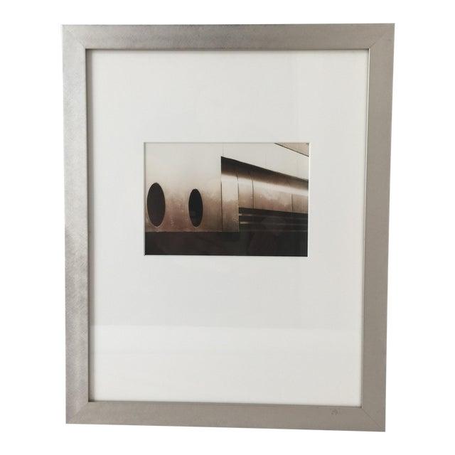 Modernist Framed Photograph - Image 1 of 8