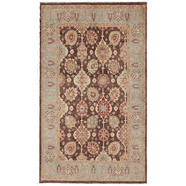 Ferehan Collection Traditional Rug - 6'x9' - Image 1 of 2