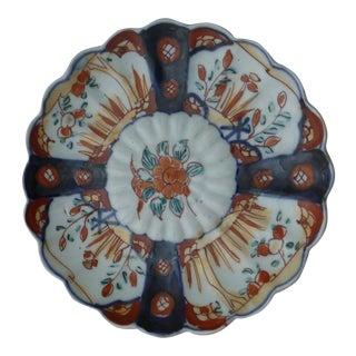 1840s Antique Chinese Imari Plate