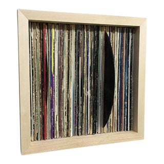 Record Spine Wall Art