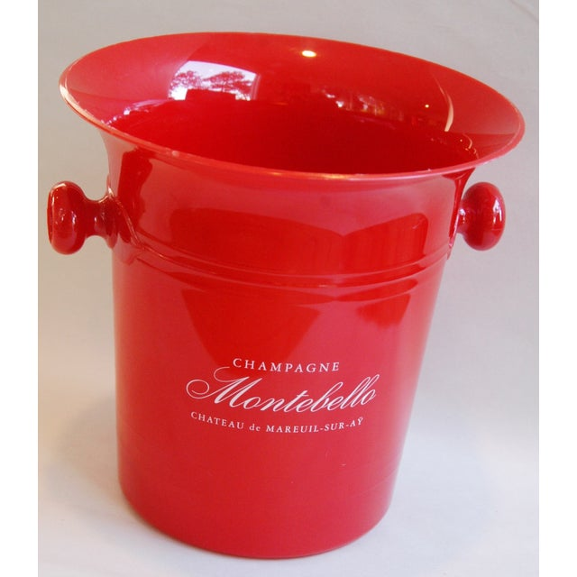 Vintage French Montebello Ice Bucket - Image 5 of 7