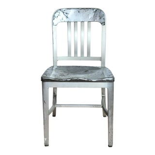 Vintage GoodForm Industrial Aluminum Chair