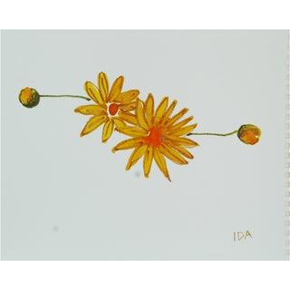 Yellow Daisies II Multimedia