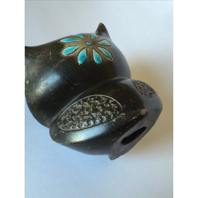1960's Midcentury Ceramic Owl - Image 8 of 11