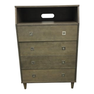Contemporary Four Drawer Chest